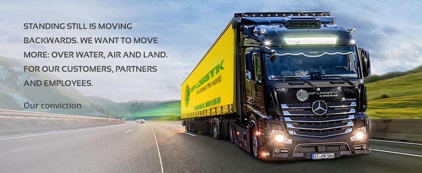 Company MP Logistik GmbH